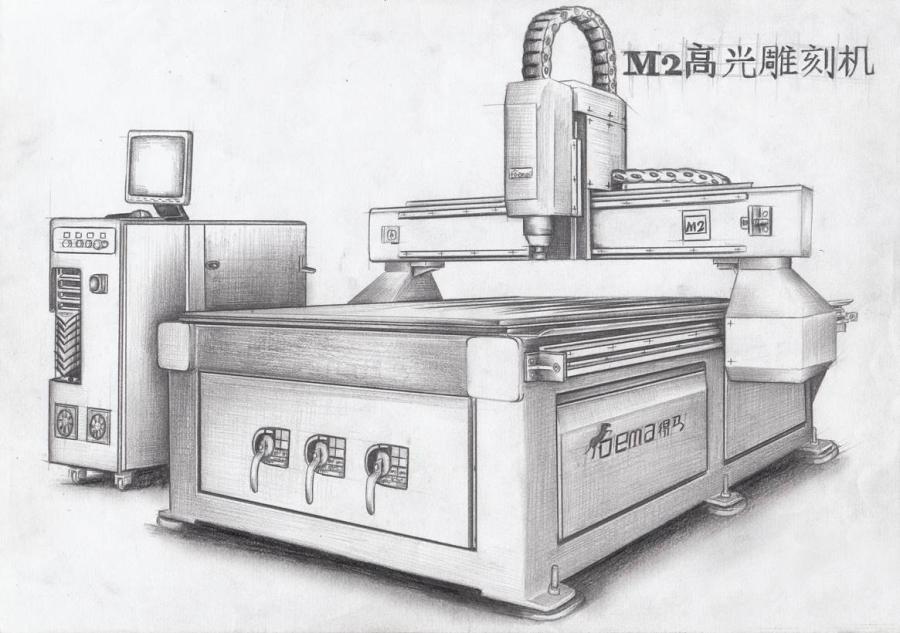 M2-素描
