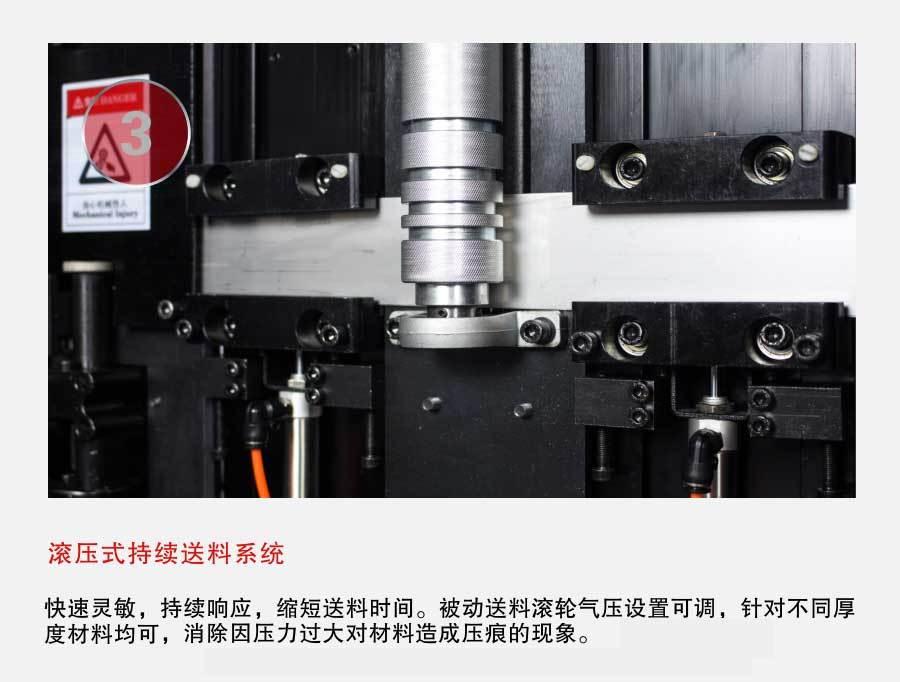 津元 A13ESW全功能弯字机细节